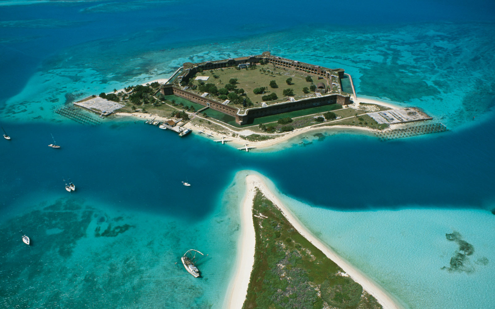 Dry Tortugas National Park Florida Keys, FL