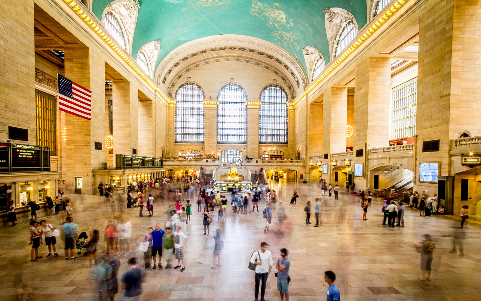 Grand Central Terminal in New York City, NY