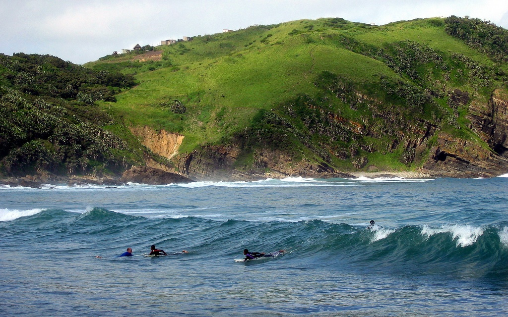 Second Beach, Port St. Johns, South Africa