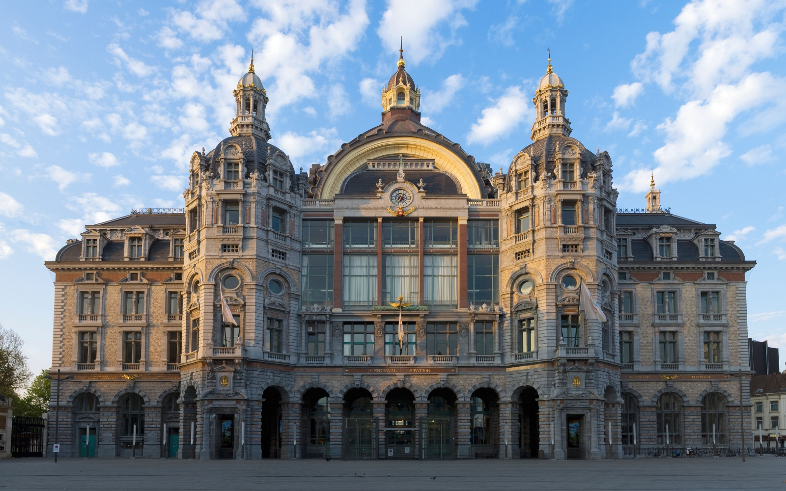 Antwerp Central Station, Belgium