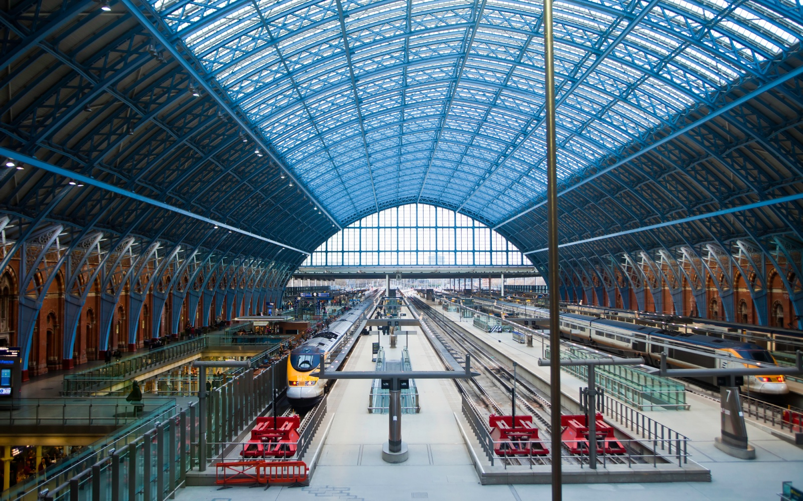 St. Pancras International, London