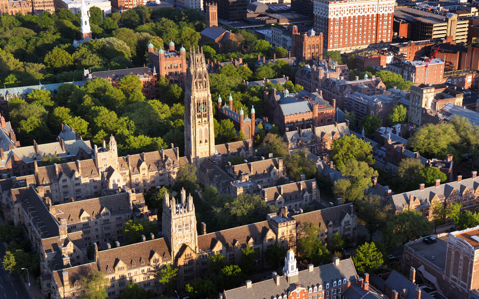Yale University: New Haven, CT