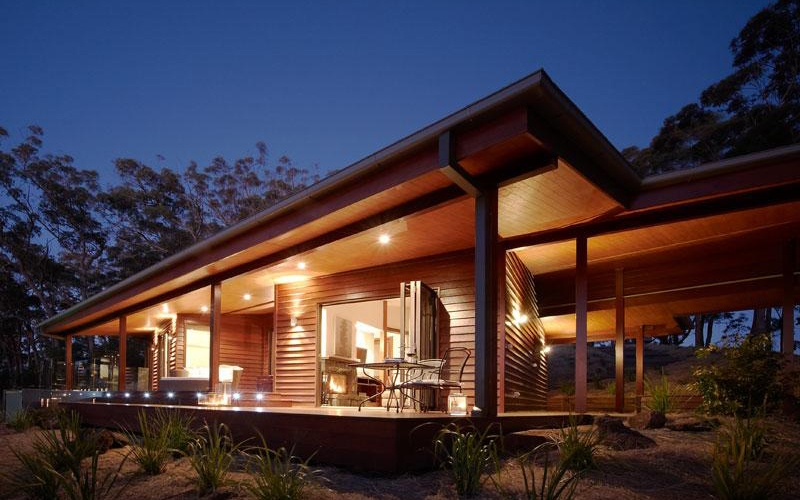 Spicers Peak Lodge, Queensland, Australia