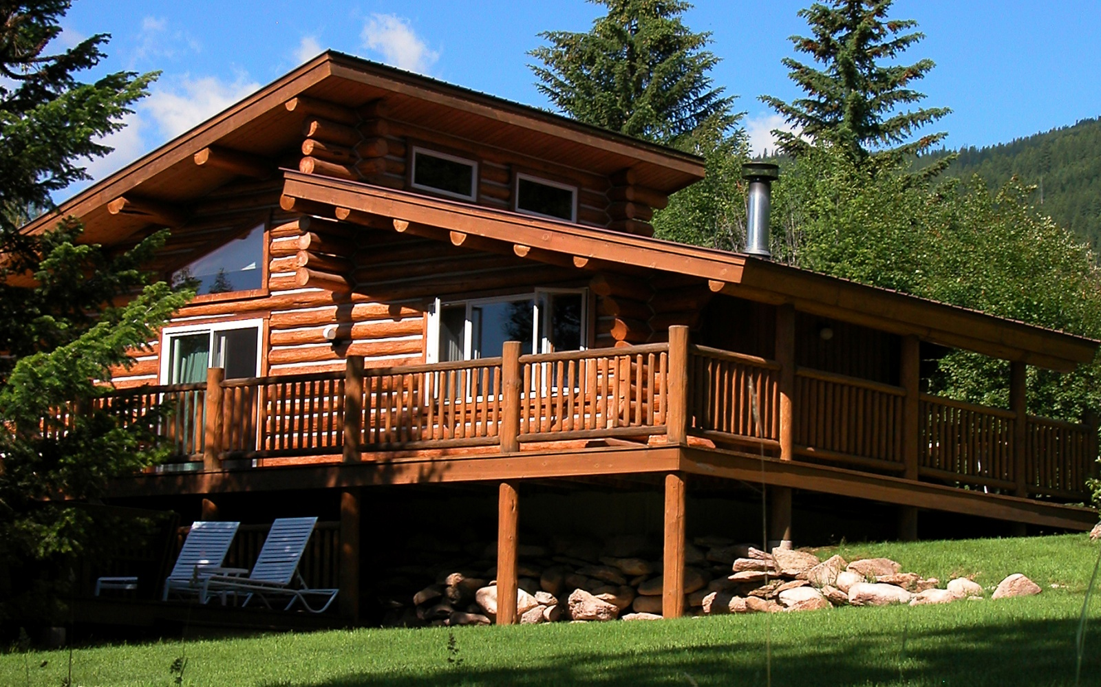 Triple Creek Ranch, Darby, Montana