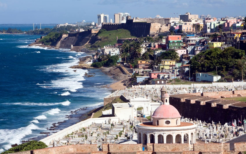 San Juan, Puerto Rico winter vacation ideas