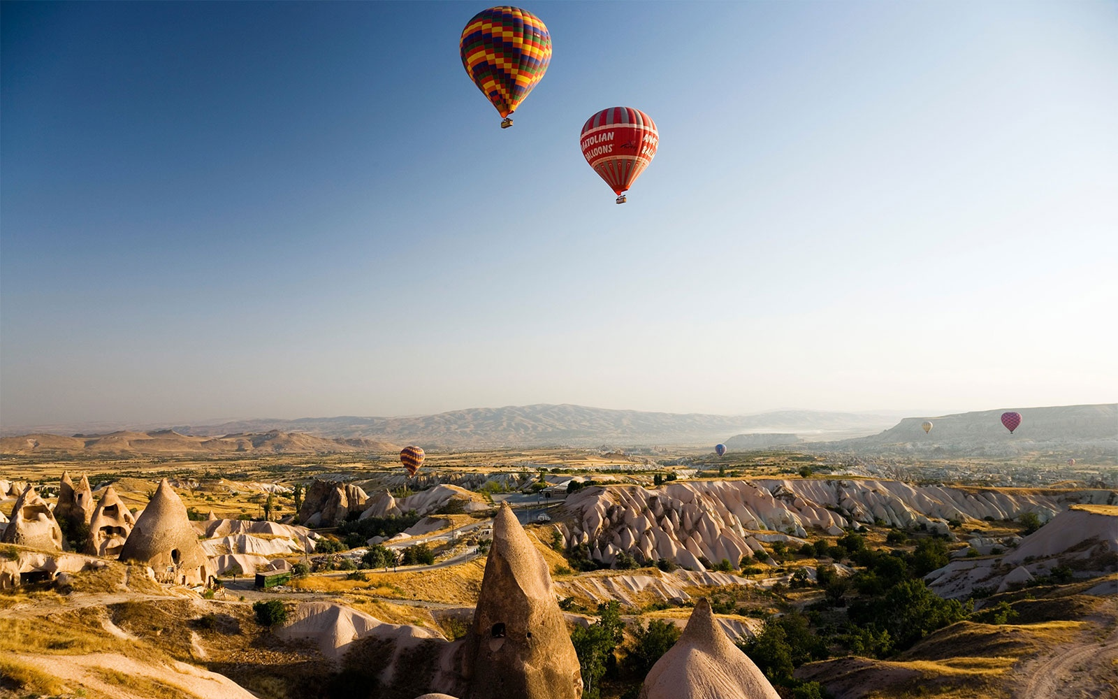 Thrills Under and Above Cappadocia