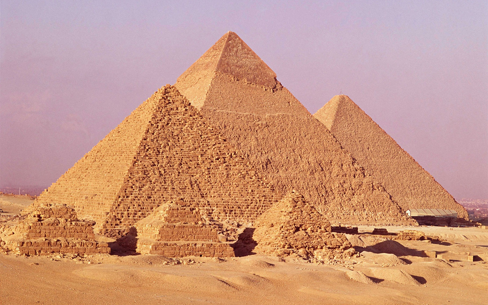 Sailing Past the Pharaohs' Greatest Sites