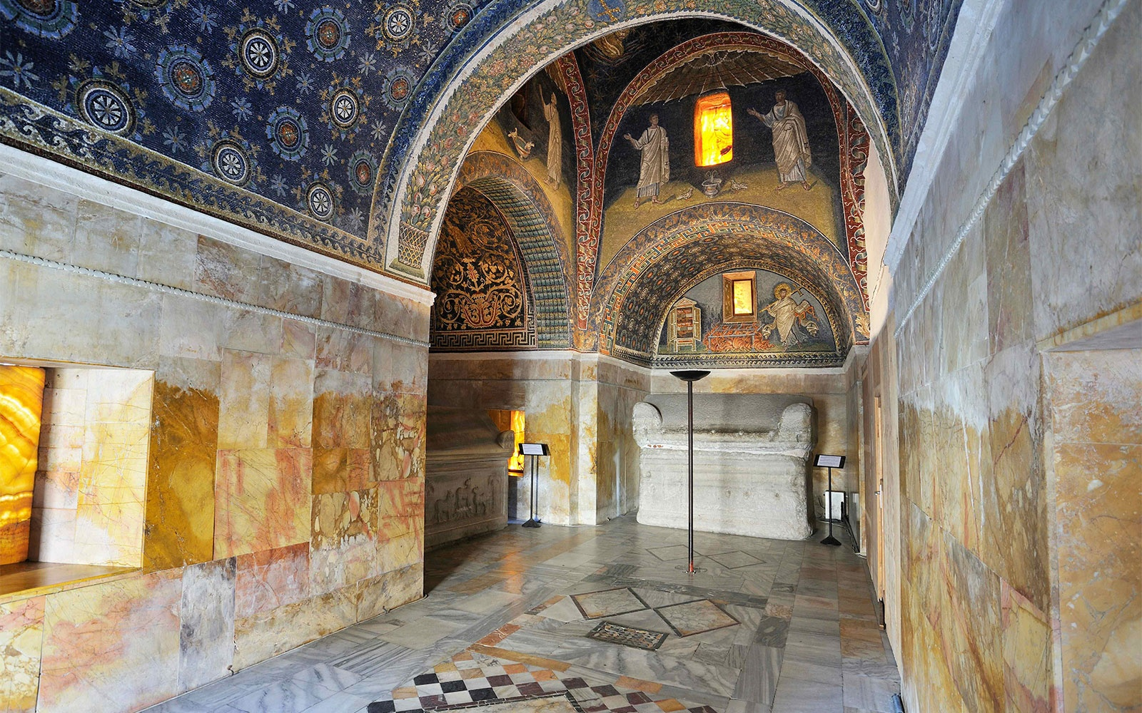 Mosaic Masterpieces in Ravenna, Italy