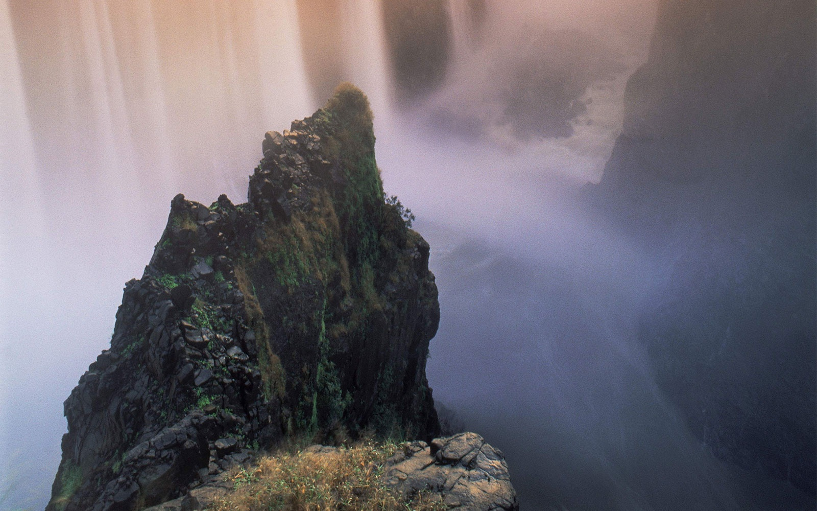 Three Perspectives on Victoria Falls