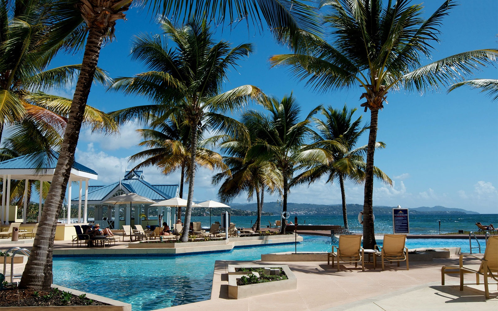 Magdalena Grand Beach Resort Hotel Tobago