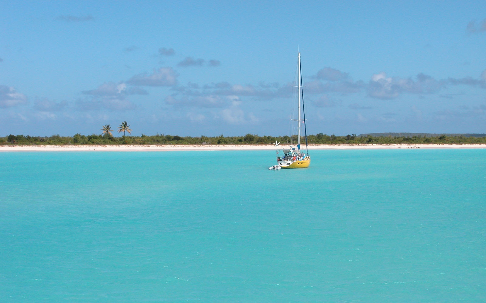 Palm Beach, Barbuda
