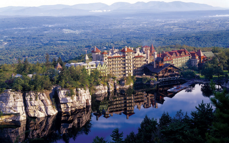 mohonk mountain house hotel new paltz new york