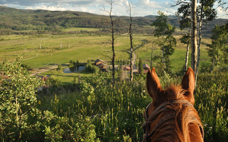Vista Verde Guest Ranch, Steamboat Springs, Colorado