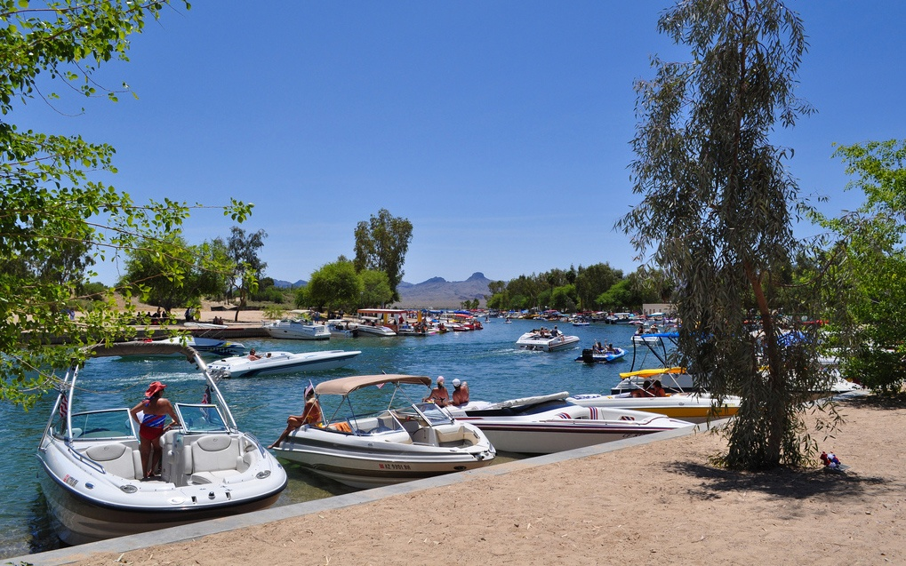 best lake vacations Lake Havasu, Arizona