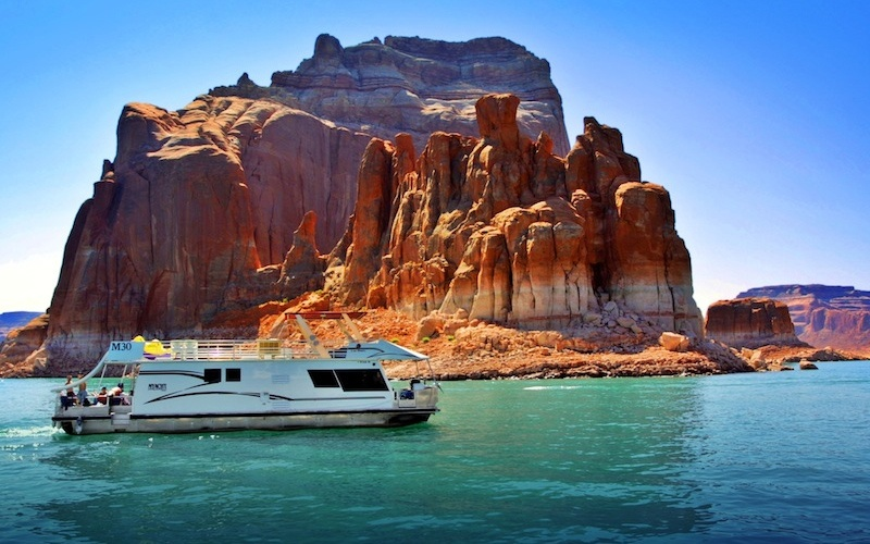 Lake Powell: Utah/Arizona