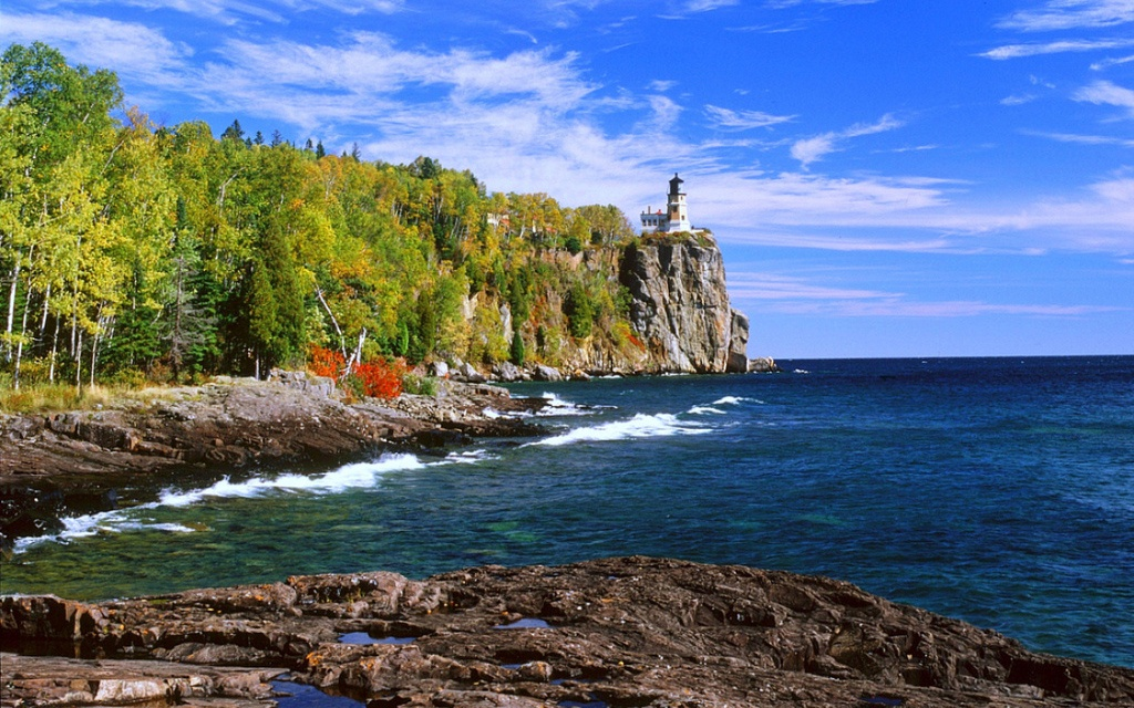 Lake Superior: Michigan, Minnesota, Wisconsin