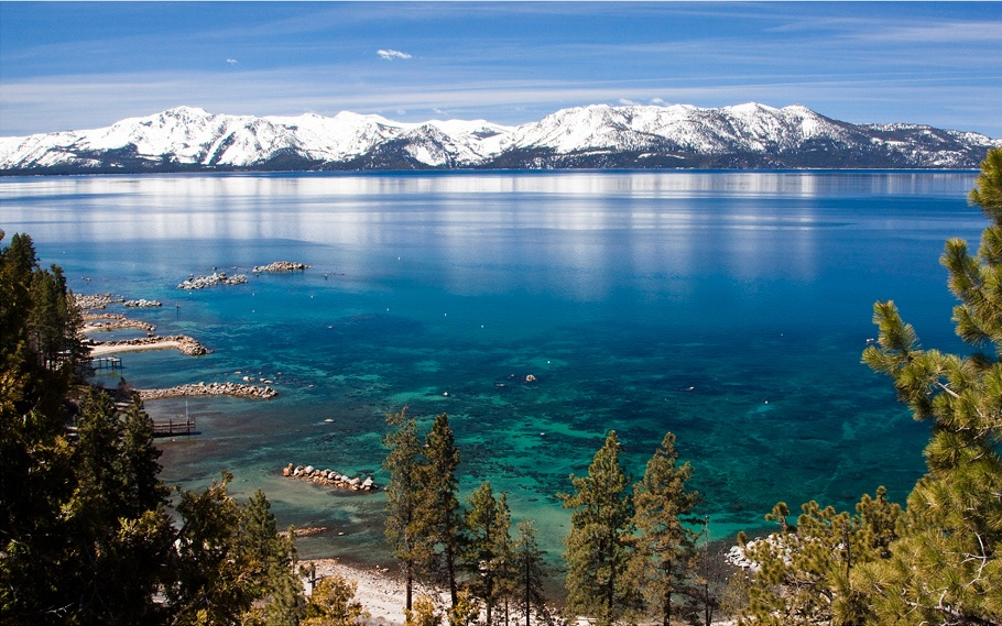 Lake Tahoe: California/Nevada