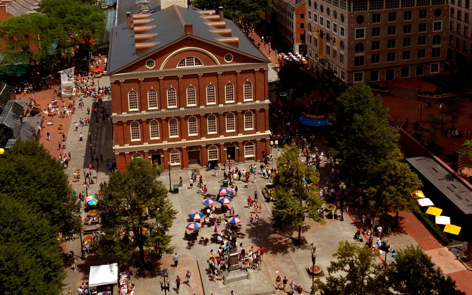 Faneuil Hall Marketplace, Boston