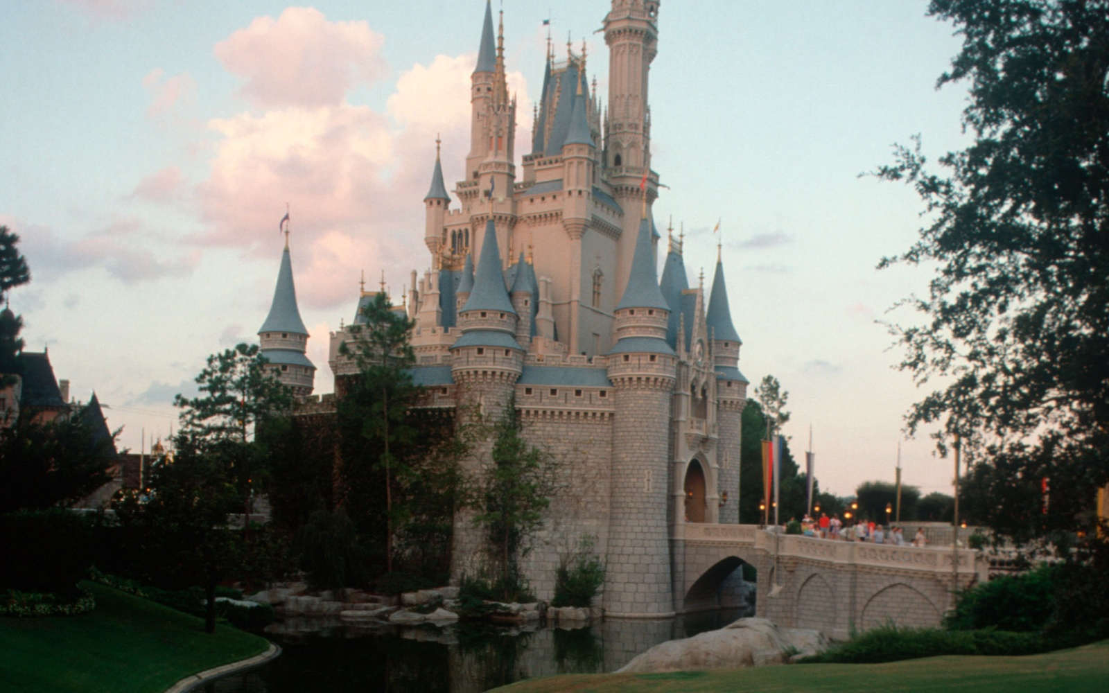 Magic Kingdom at Walt Disney World, Buena Vista, Florida