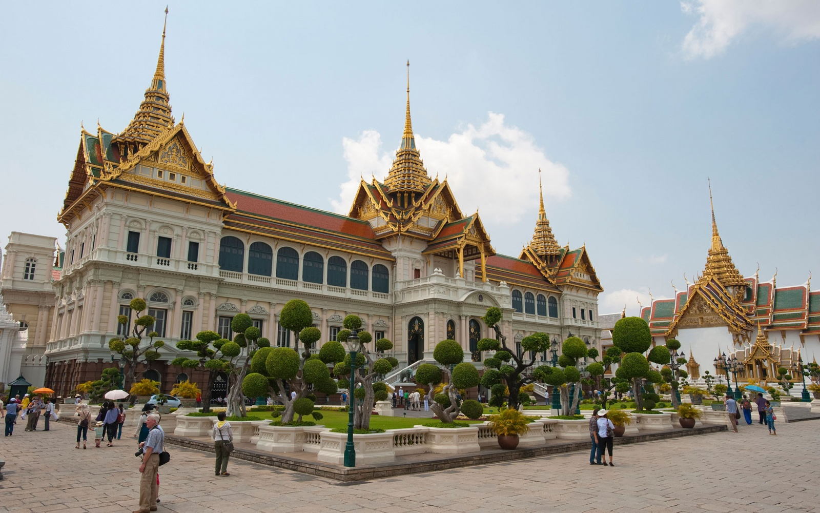 No. 3 Grand Palace, Bangkok