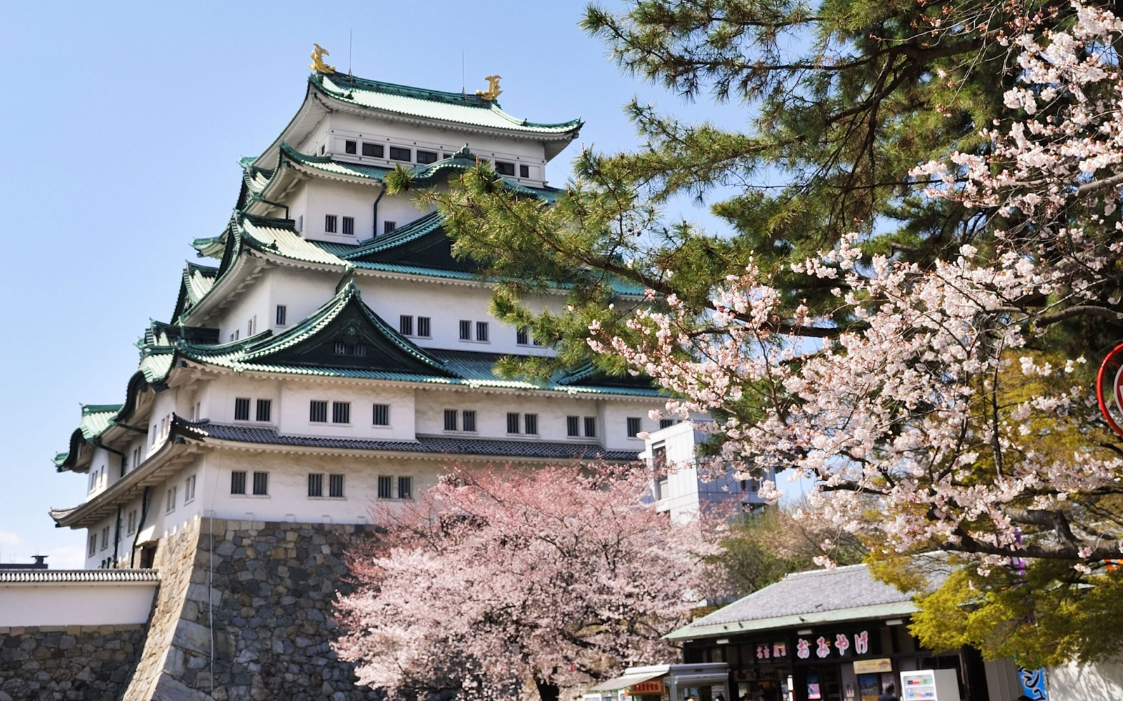 No. 15 Nagoya Castle, Japan