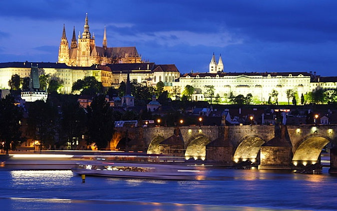 No. 11 Prague Castle