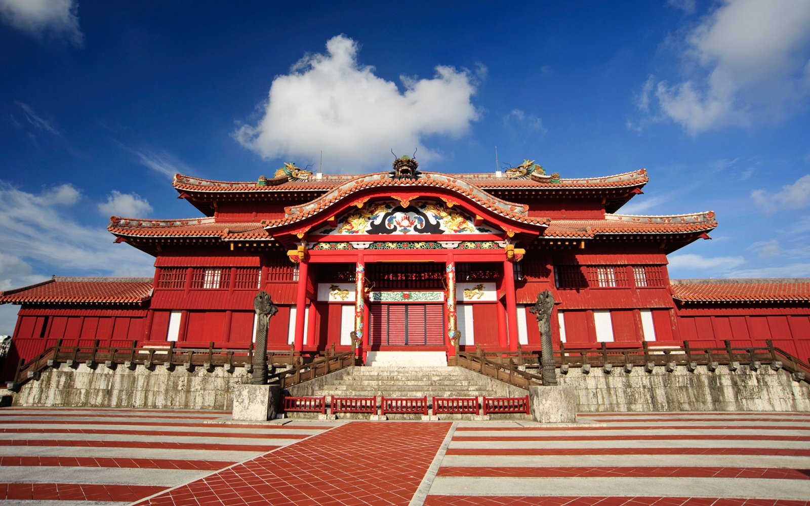 Naha Travel: Shuri Castle