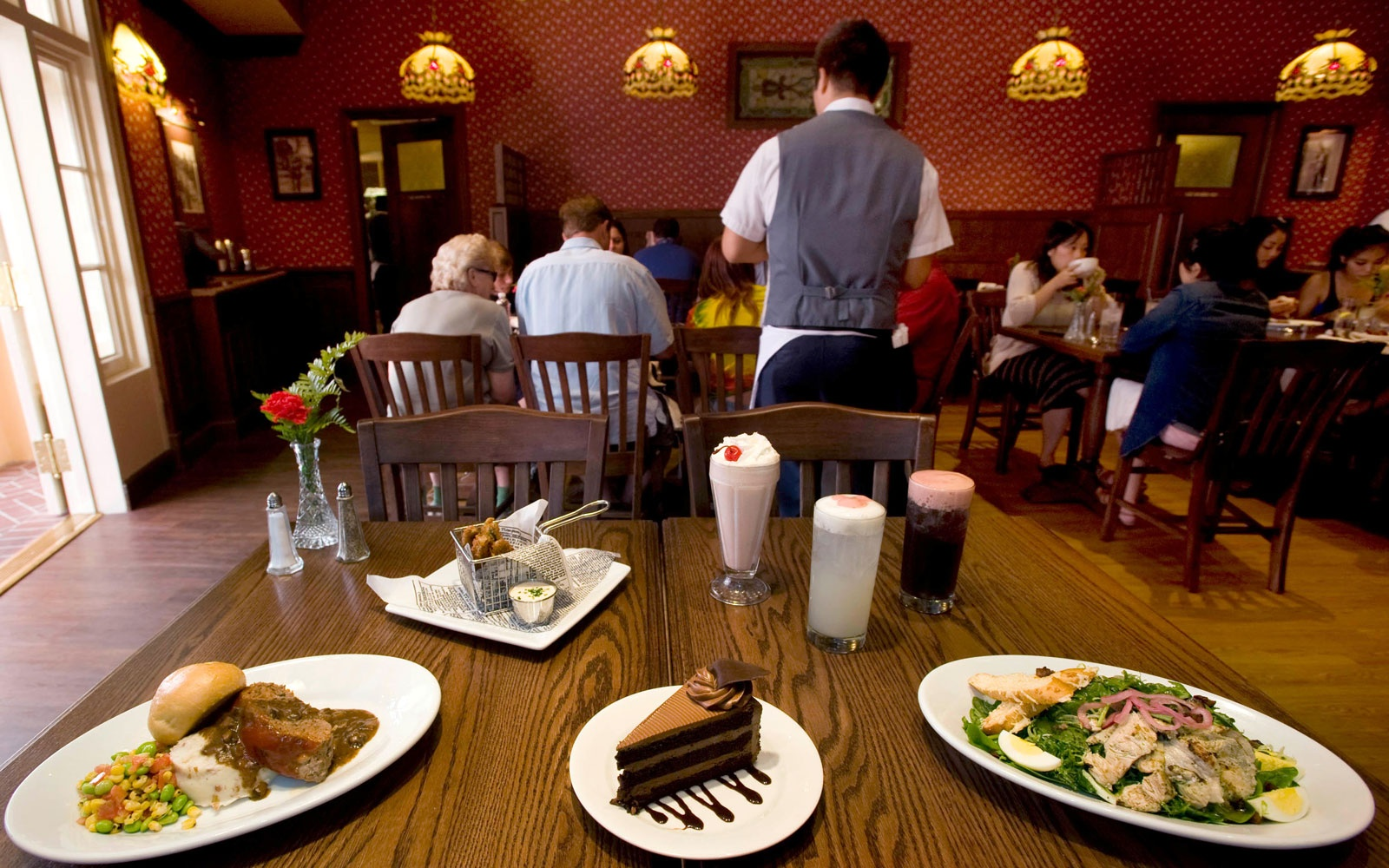 The Best Disney Restaurants