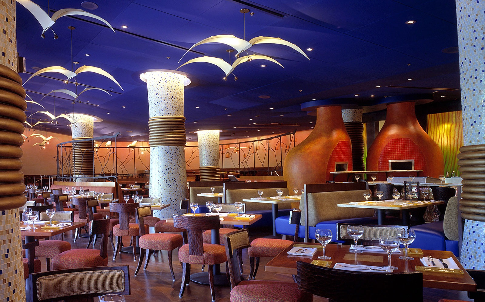 The best disney restaurants travel leisure