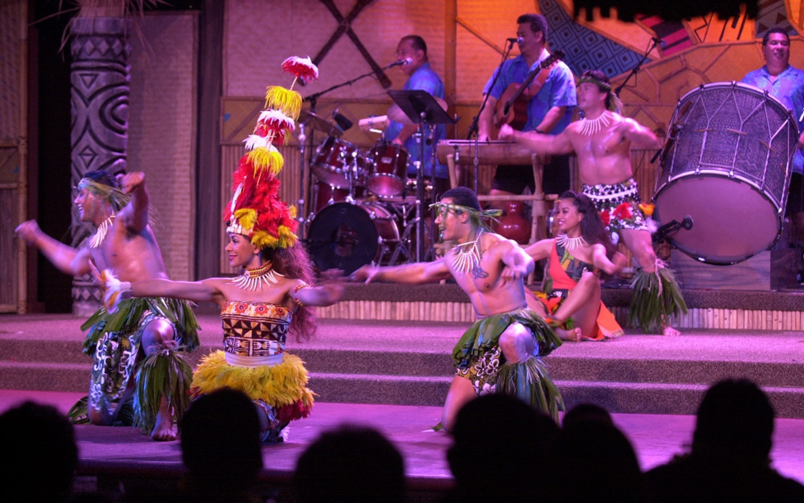 Spirit of Aloha Dinner Show, Disney's Polynesian Village Resort