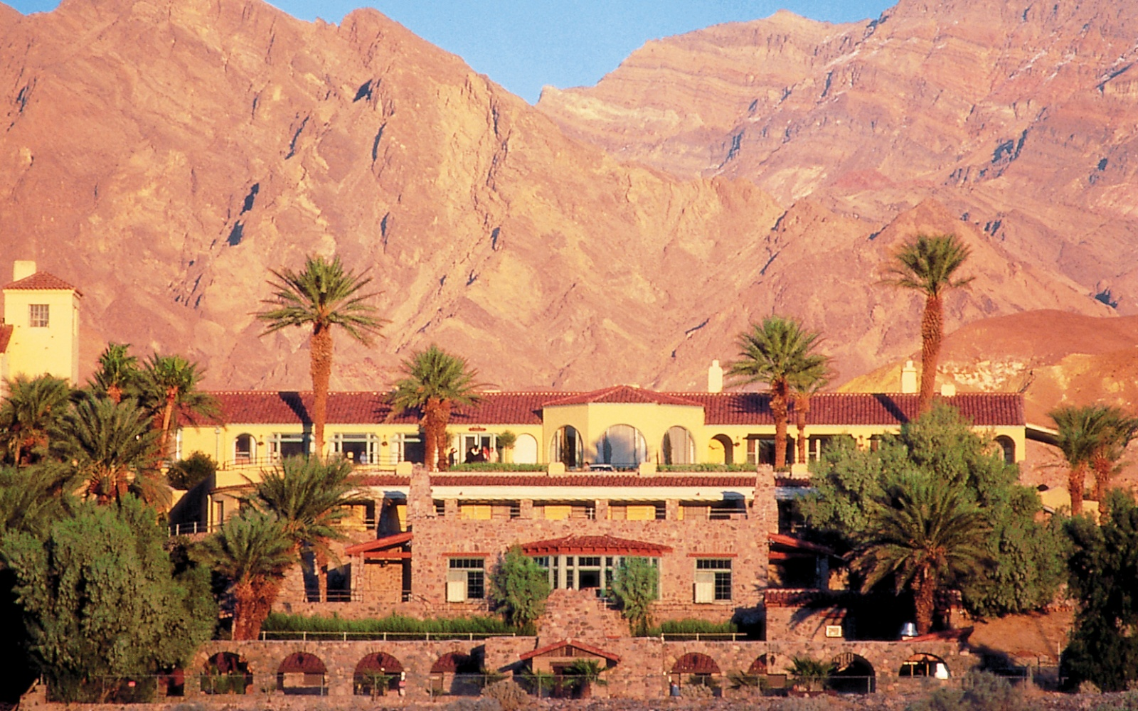 Furnace Creek Resort, Death Valley National Park, CA
