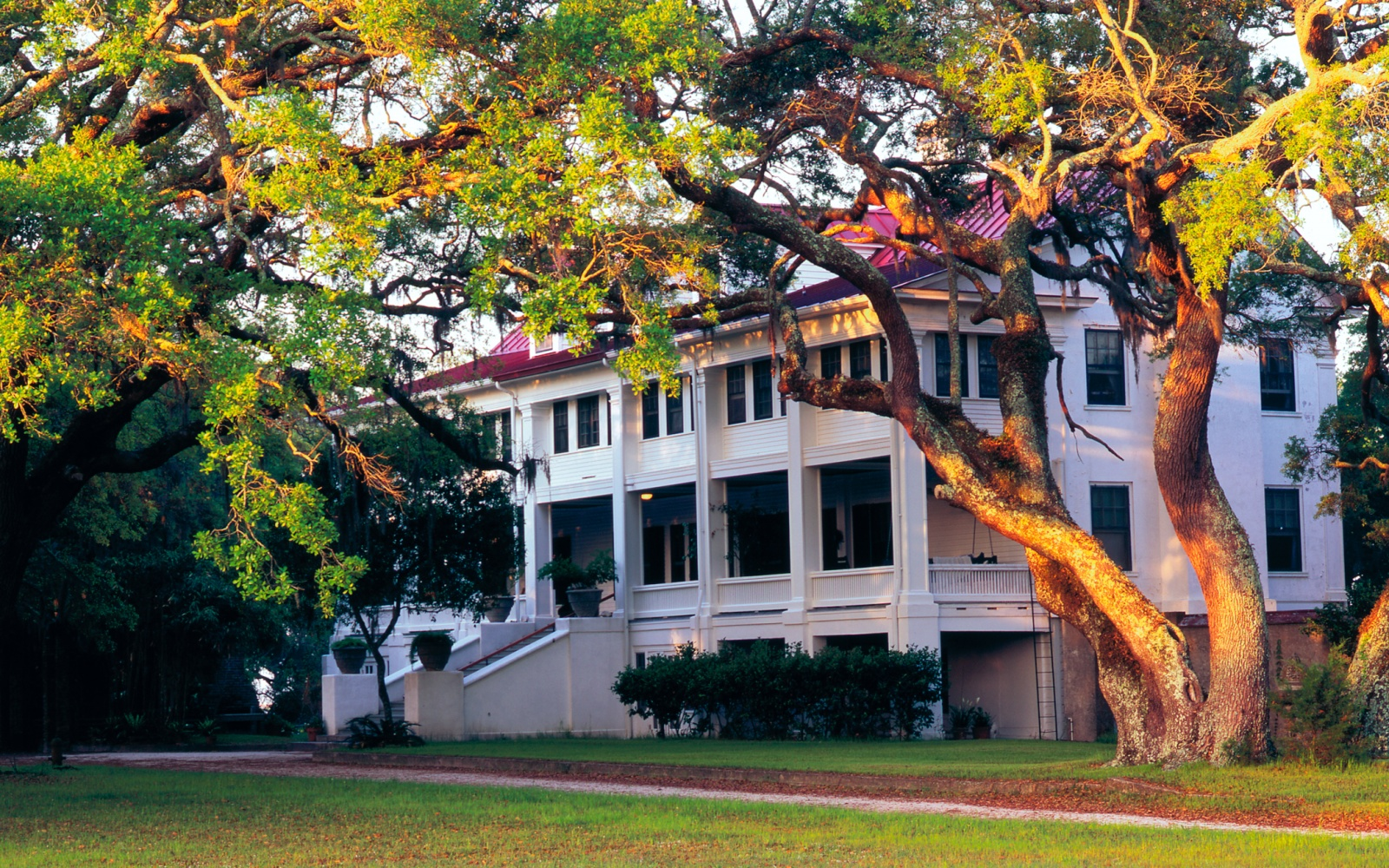 Greyfield Inn, Cumberland Island National Seashore, GA