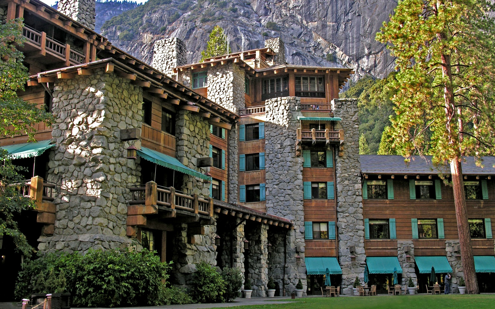 The Majestic Yosemite Hotel, Yosemite National Park, CA