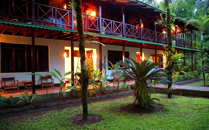 all-inclusive Tortuga Lodge & Gardens, Costa Rica