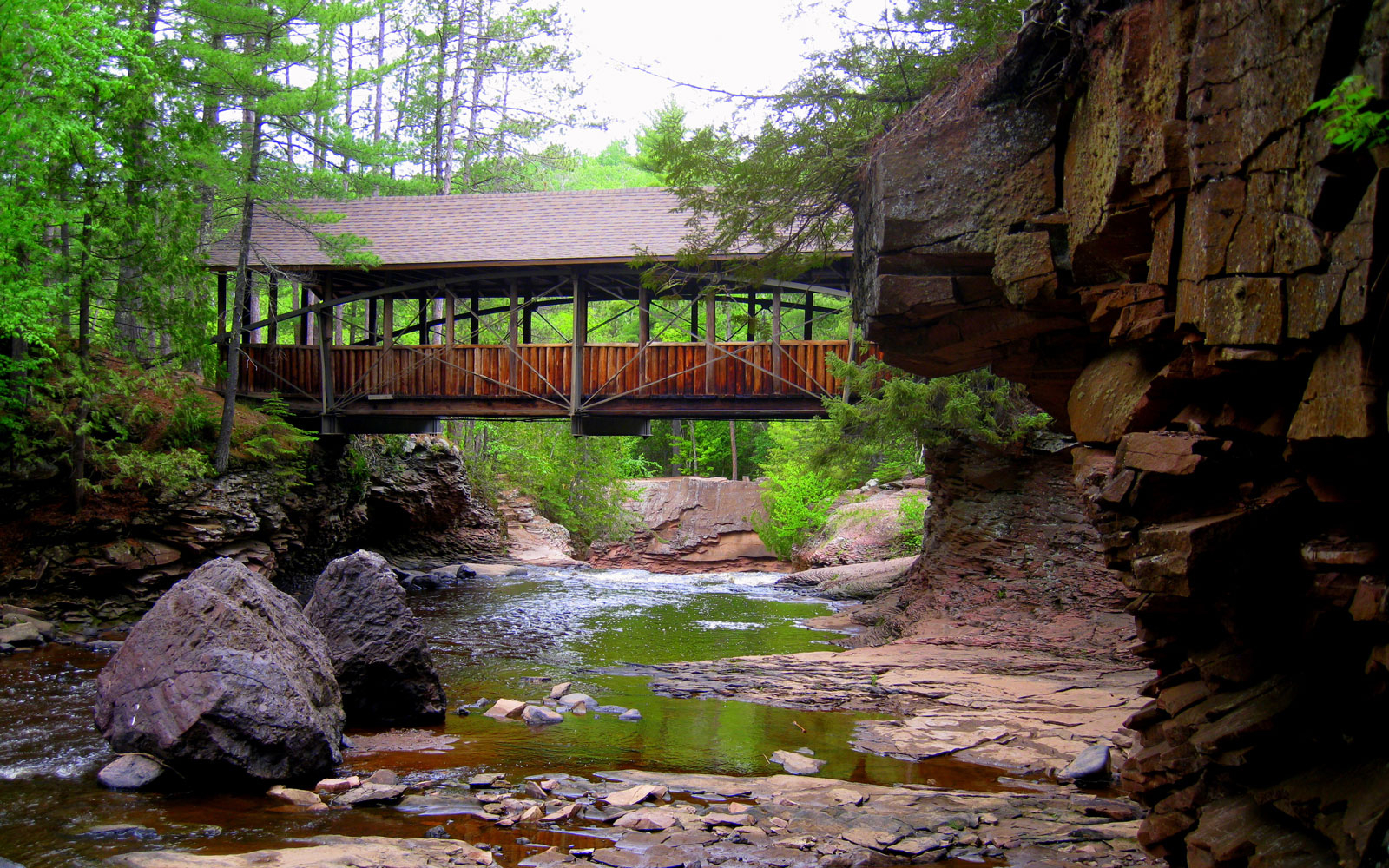 amnion falls bridge