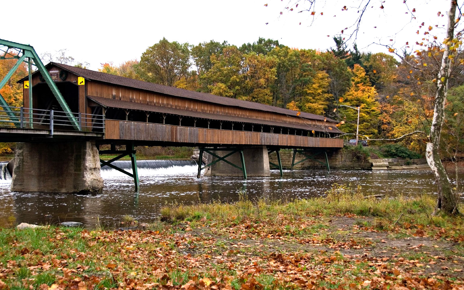 Harpersfield Bridge