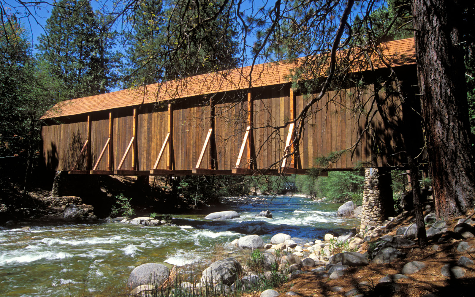 wawona bridge