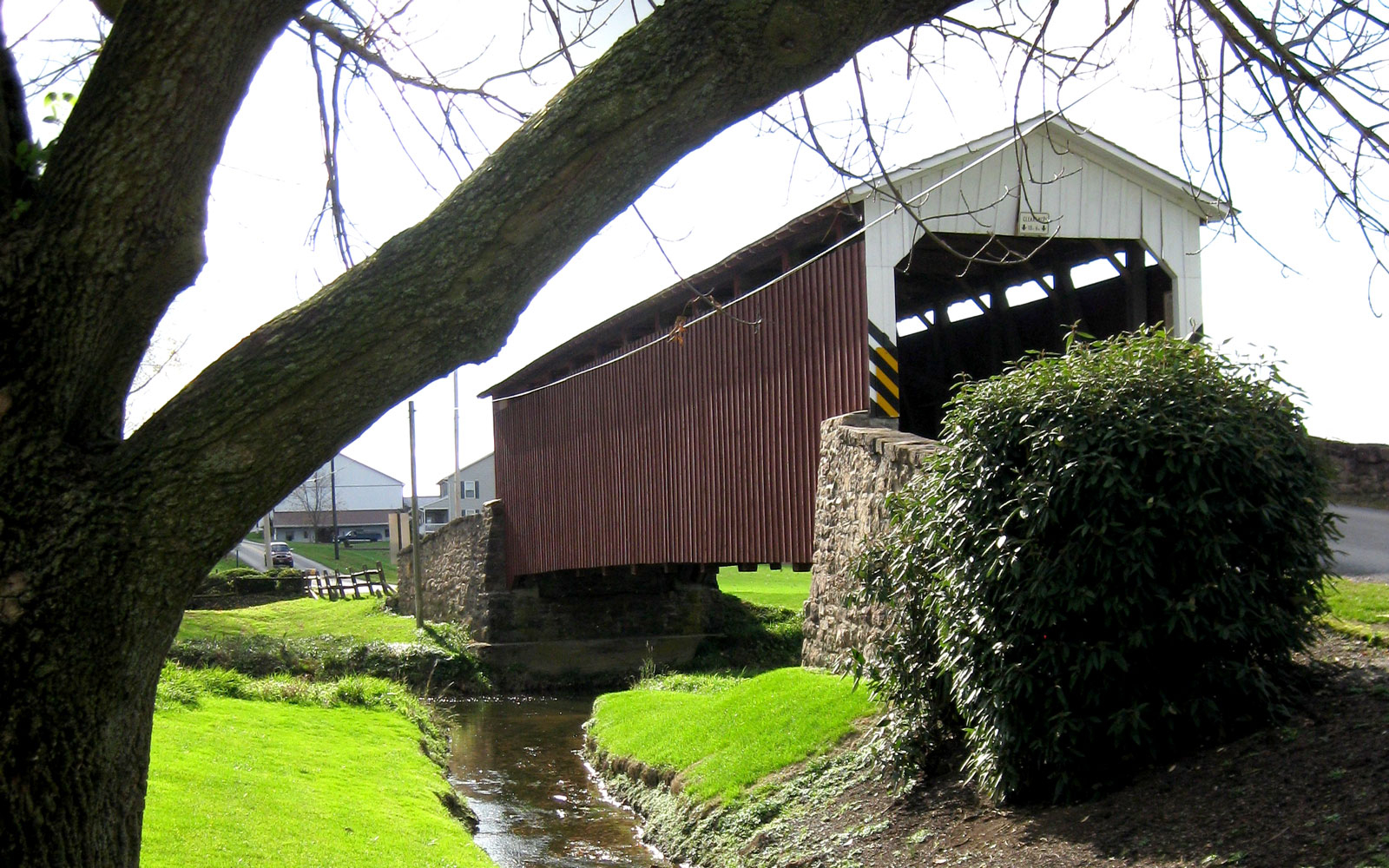 Weaver's Mill Bridge