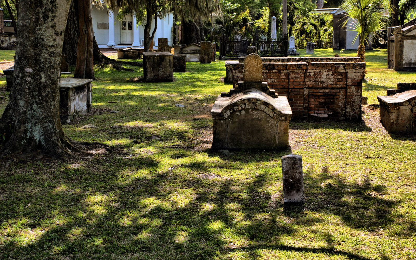 cemetery in St. Augustine, Florida