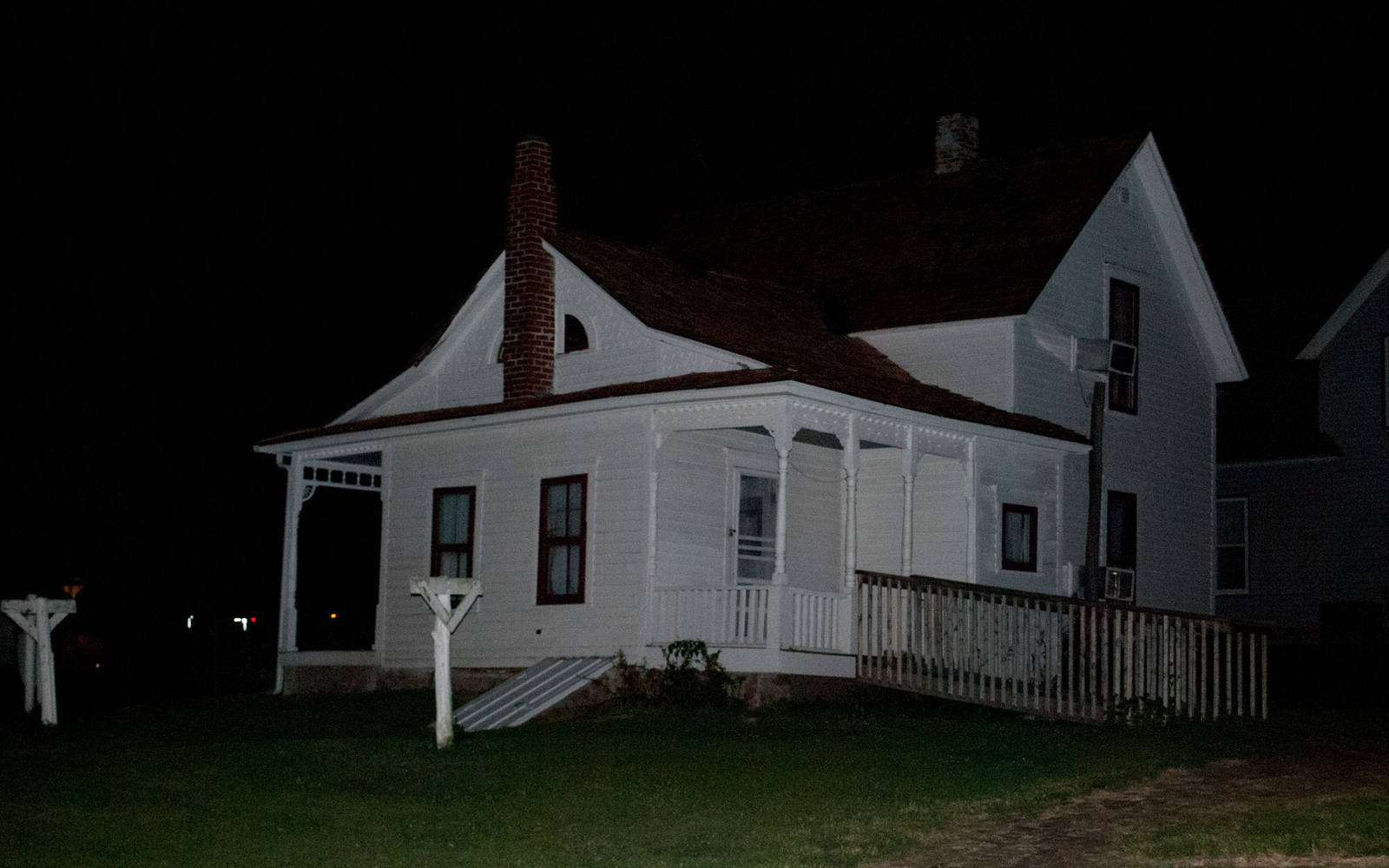 America 39 S Most Haunted Places Travel Leisure