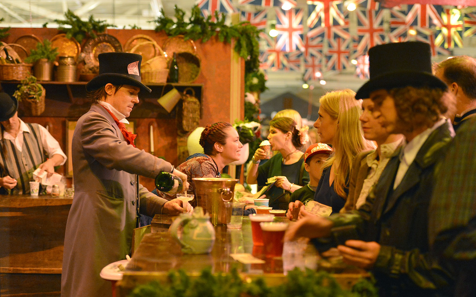The Great Dickens Christmas Fair, San Francisco