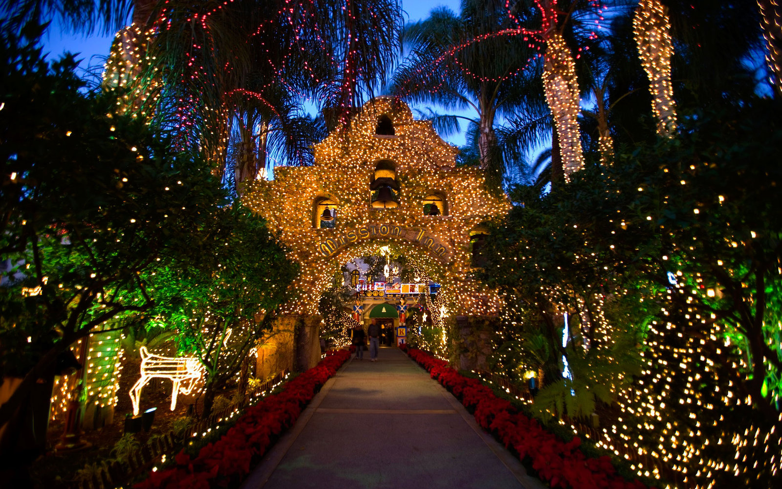 America S Best Hotels For Christmas Travel Leisure