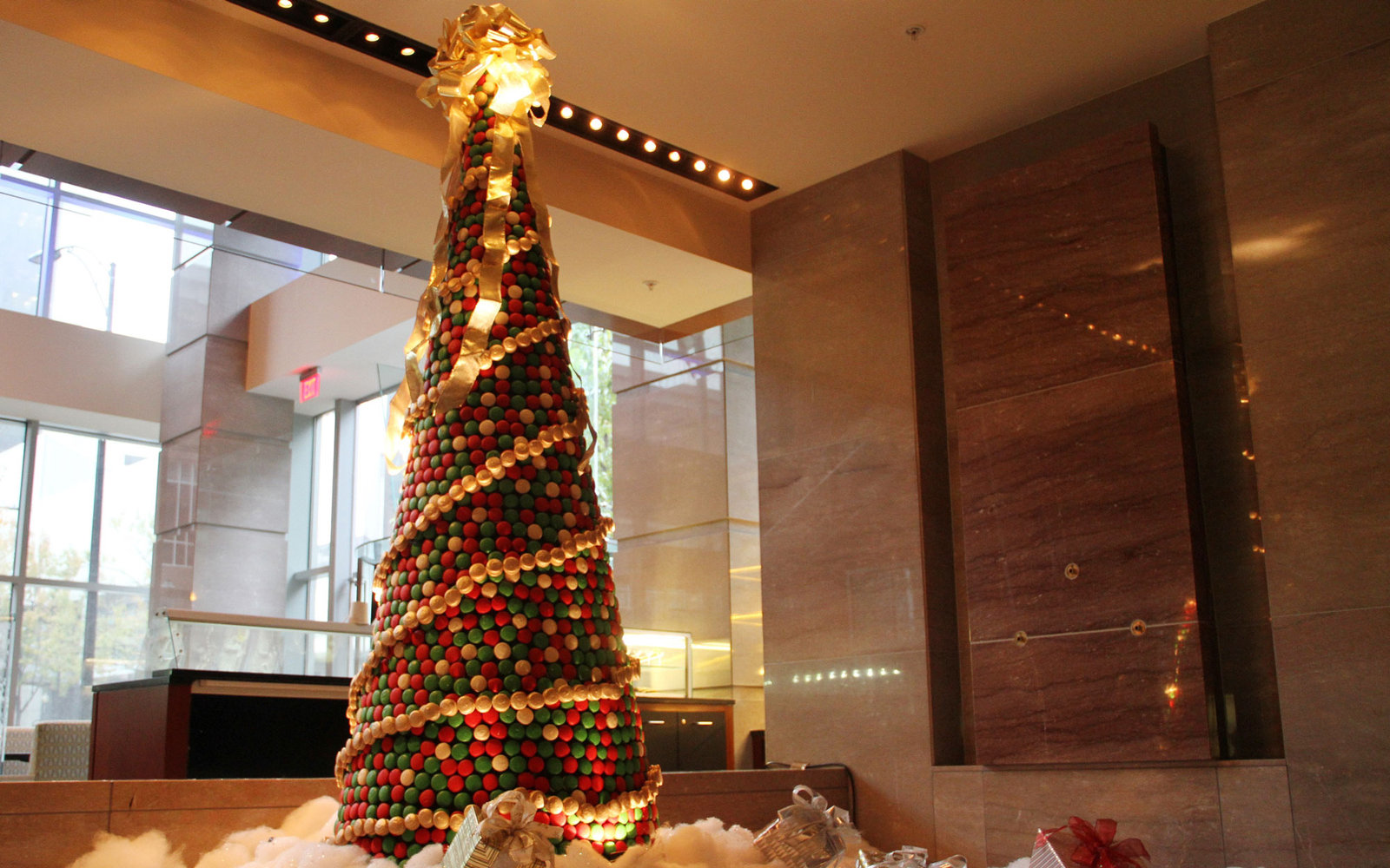 America\u0027s Best Hotels for Christmas | Travel + Leisure