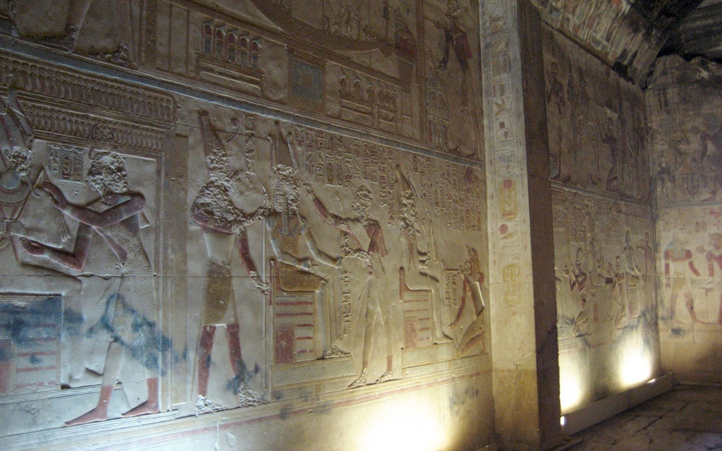 Tomb of Seti I, Egypt