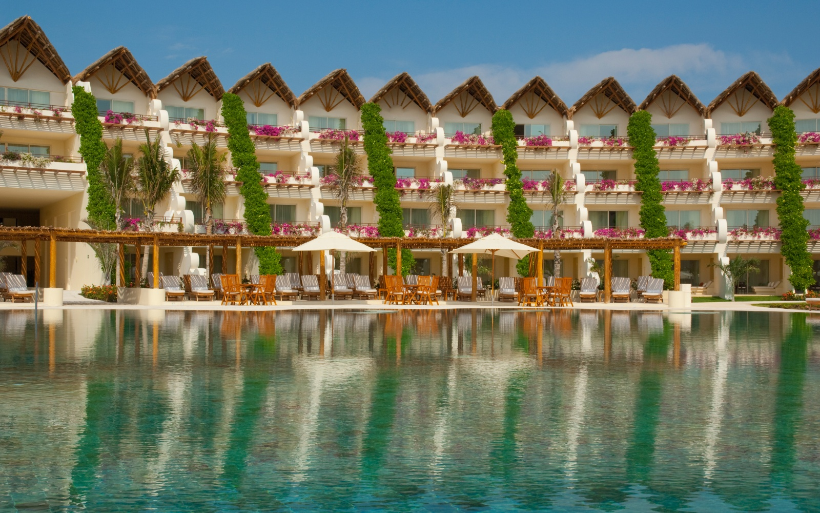 Grand Velas Riviera Maya beach resort in Playa del Carmen, Mexico