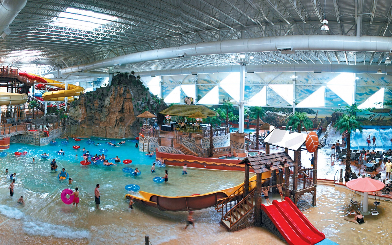 Wisconsin's Indoor Water Parks