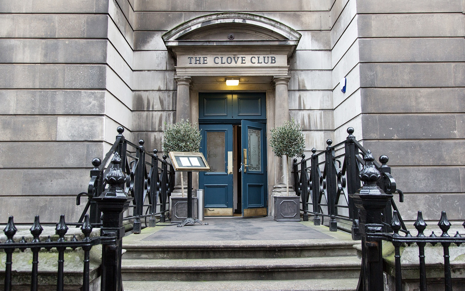 Clove Club, London