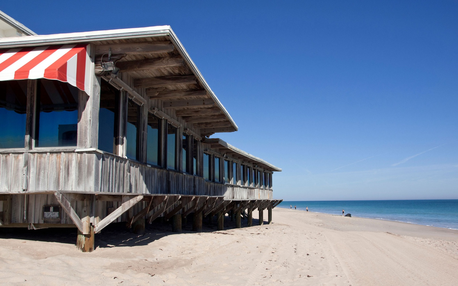 beach house at Vero Beach, FL
