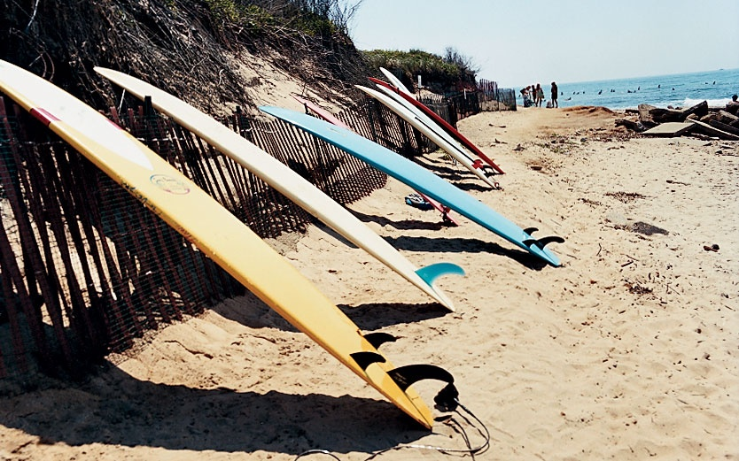 surfboards getaway in Long Island, NY