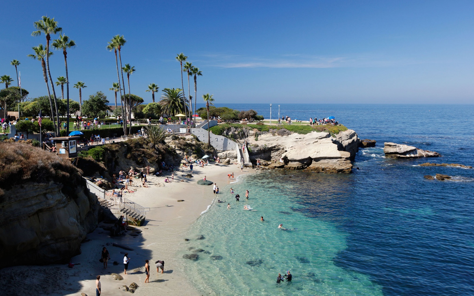 america s favorite beach towns 2014 travel leisure ForBeach Cities In California